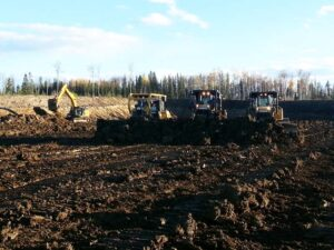 Neechi Resources Ltd Lease and Road Construction