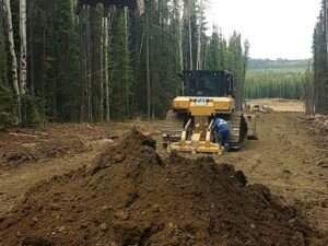 Neechi Resources Ltd Lease build cleanup
