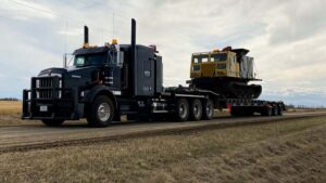 Neechi Resources Ltd Transport Equipment