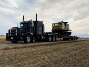 Neechi Resources Ltd provides Transport Equipment