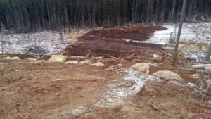 Neechi Resources Ltd Pipeline Cleanup