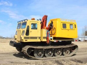 Neechi Resources Ltd Tracked Personnel Carrier